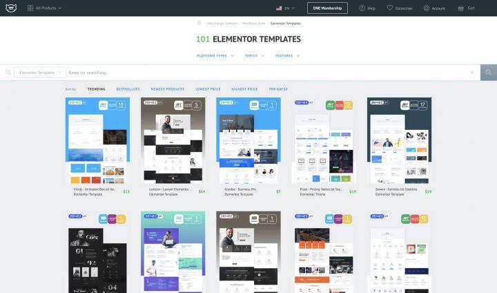 templatemonster-elementor-templates