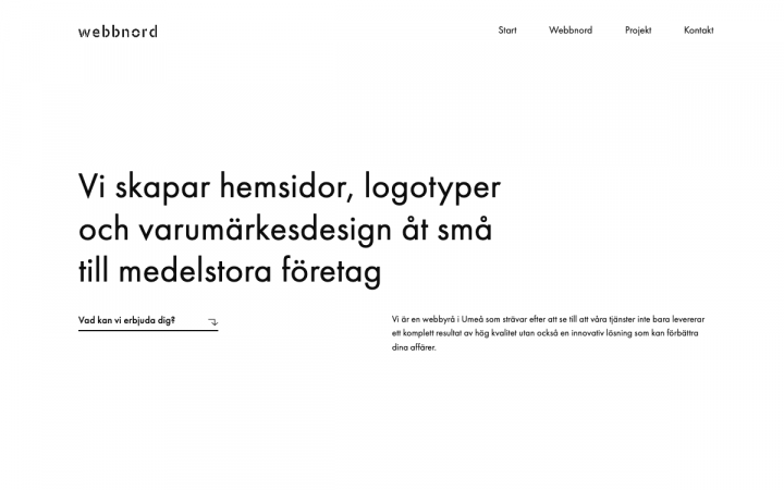 webbnord.se