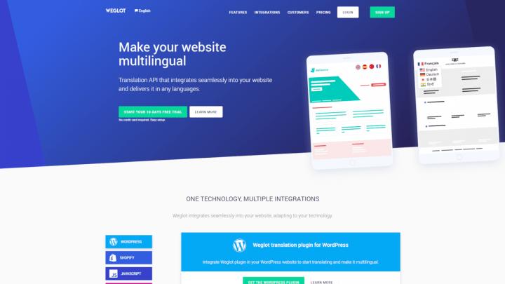 weglot-website