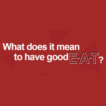 what does it mean to have good EAT