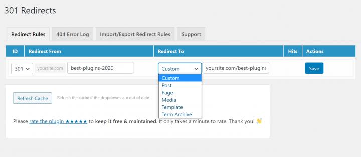 wordpress-301-redirects-plugin