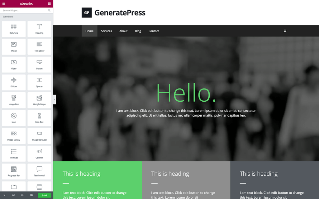 generatepress-homepage