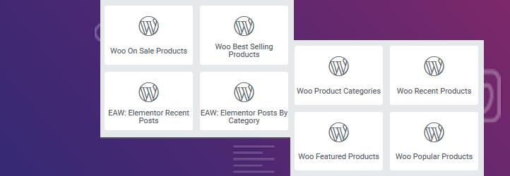 Addon Widgets For Elementor