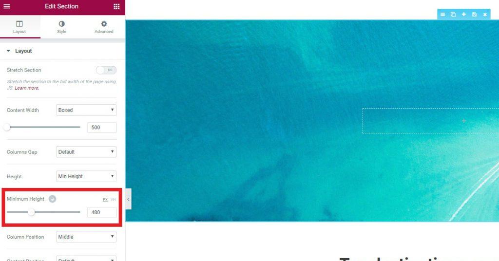 Image size 4