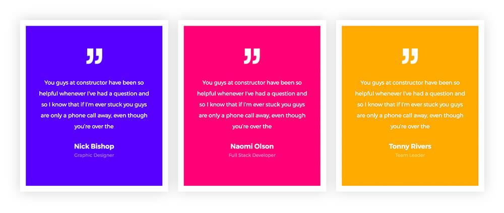 introducing testimonial carousel design testimonials that get more