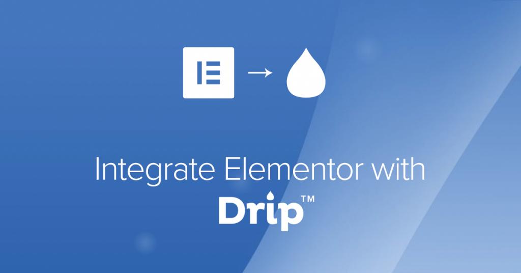 Drip Integration
