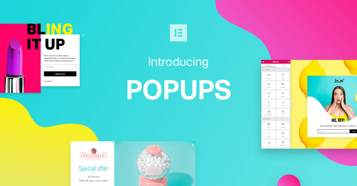 The #1 WordPress Popup Builder Plugin | Elementor.com