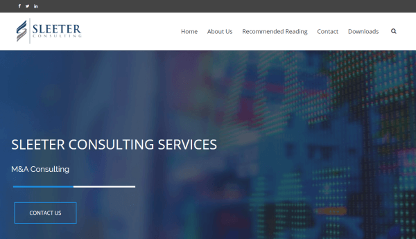 Sleeter Consulting