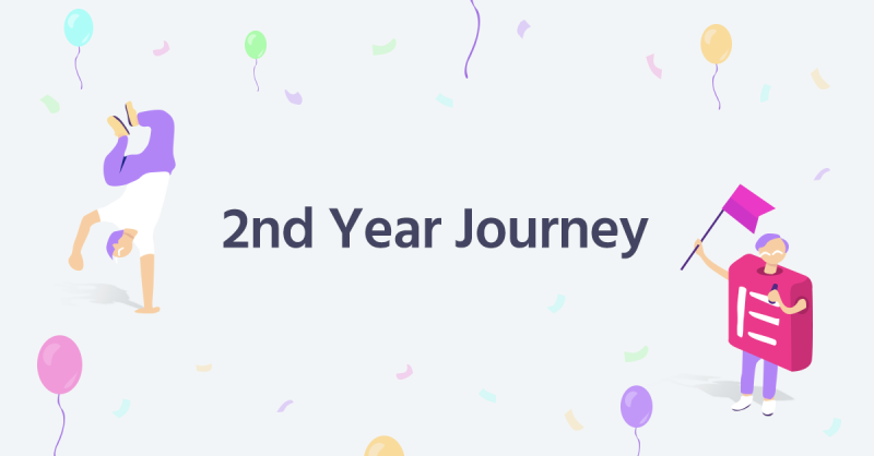Elementor's 2nd Year Journey