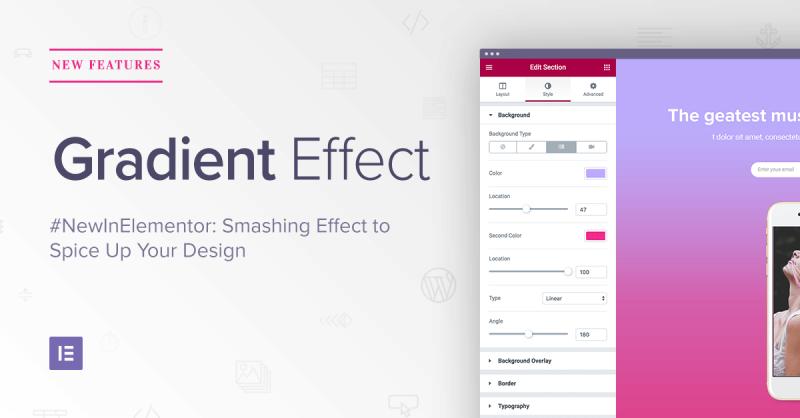 Background Gradient: Add Gradient Effects to Your WordPress Design