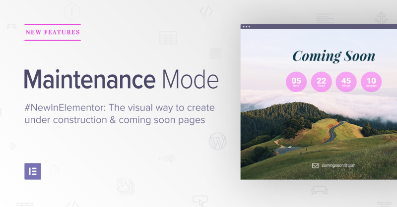WordPress Maintenance Mode: Customize Your Maintenance Mode & Coming Soon Page