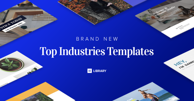 7 New WordPress Templates to Help You Start 2018 With a Bang!