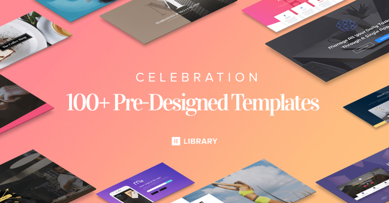 Celebration! 100+ Designer-Made WordPress Templates to Choose From