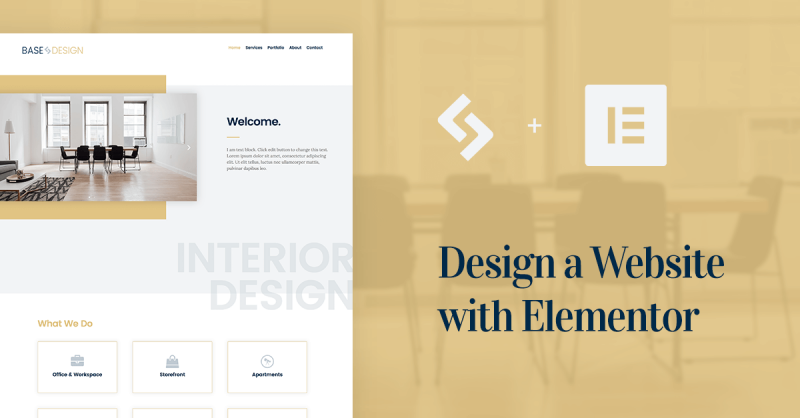 How to Design a Complete WordPress Website With Base Theme & Elementor