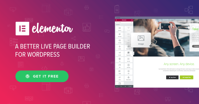 Introducing Elementor: The Page Builder That Will Change WordPress Design