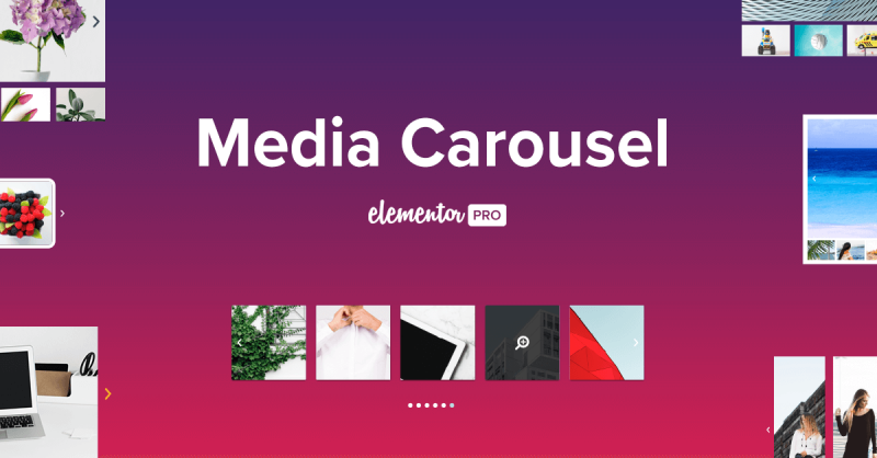 Introducing Media Carousel: Beautifully Showcase Your Images and Videos
