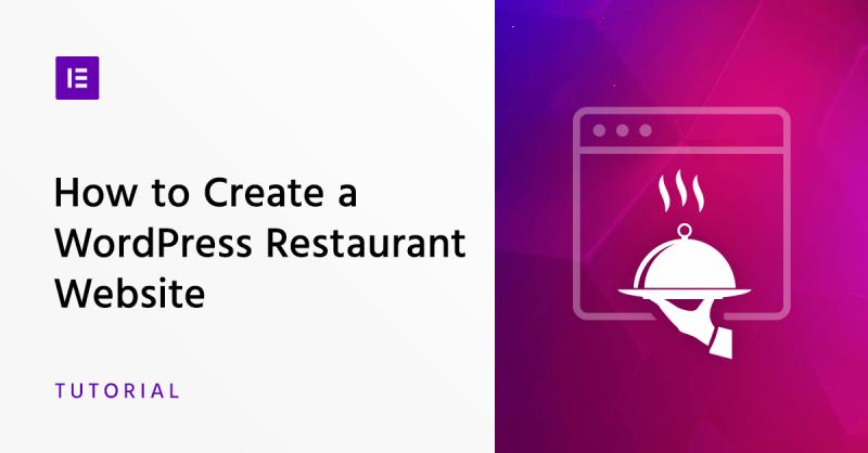 How to Create a WordPress Restaurant Website