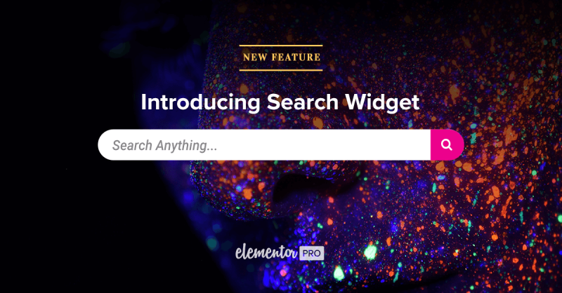 Meet the Search Widget: Design Fullscreen, Minimal & Endless Other Search Box Variations